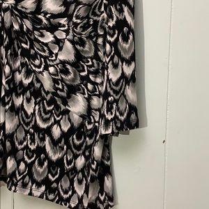 Dress Barn Tops - NWT New Yvos Dress barn 3/4 Sleeve Blouse Sz XL